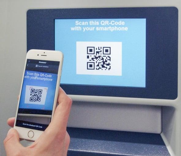 Contactless-Sealbag-Deposit-with-QR-Code-App
